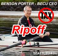 Photo of Benson Porter The CEO